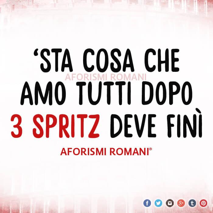 frasi simpatiche roma