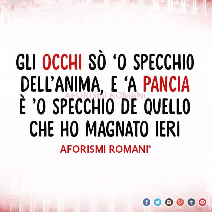 Préférence Aforismi Romani Cibo - Scopri le Frasi sul Mangiare CE36