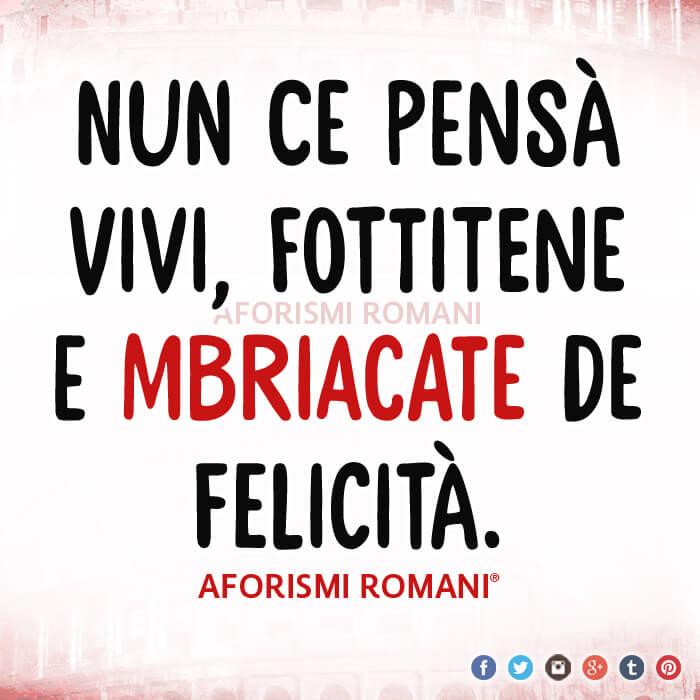 belle frasi romanesche